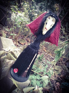 The Poison Apple Witch Spirit Poppet