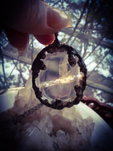 Crystal Clarity Talisman~ Clear Quartz Stone