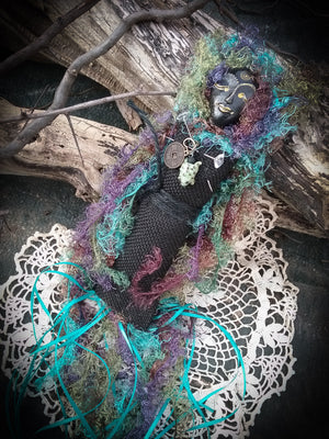 Abundance Black Hag~ Earth Maiden