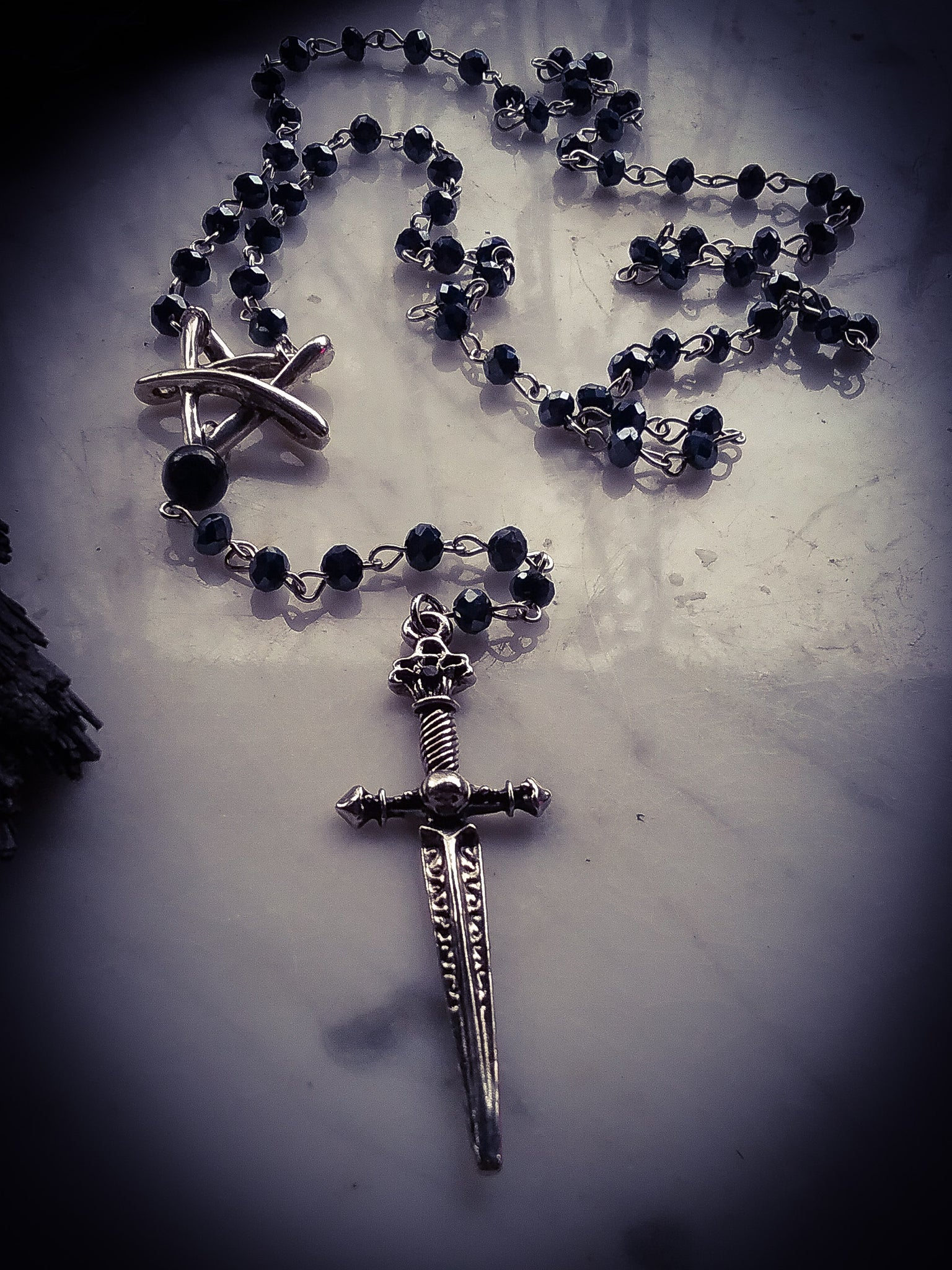 ~ The Death by Daggers Rosary ~ Shadows of Awakening