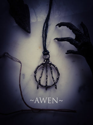 Sigil of AWEN ~ Flowing Spirit ~ Divine Inspiration