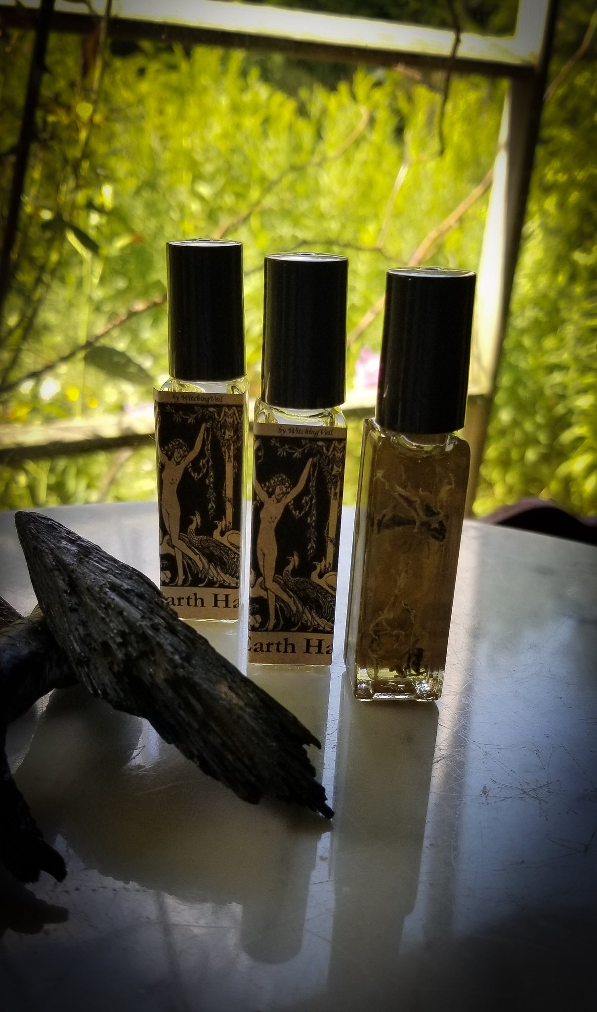 Earth Hag Oil with Oak Moss