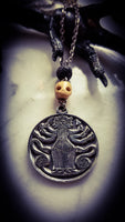 Hekate Triformis Coin Necklace~