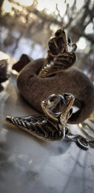 COMING SOON ~The Serpent  Moon~ Talisman of Protection/Regeneration