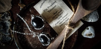 ~ The Obsidian Prophecy ~ Scrying & Warding Magic