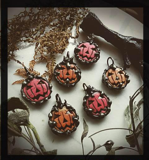 The Pumpkin Patch Pendants