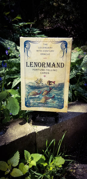 Lenormand Fortune Telling Cards~ by Harald Jösten