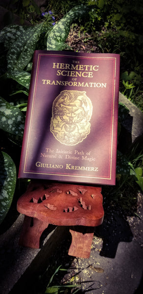 The Hermetic Science of Transformation ~ by Giuliano Kremmerz (1861-1930)