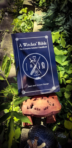 The Witches' Bible~ a complete Witches' handbook by Janet and Stewart Farrar