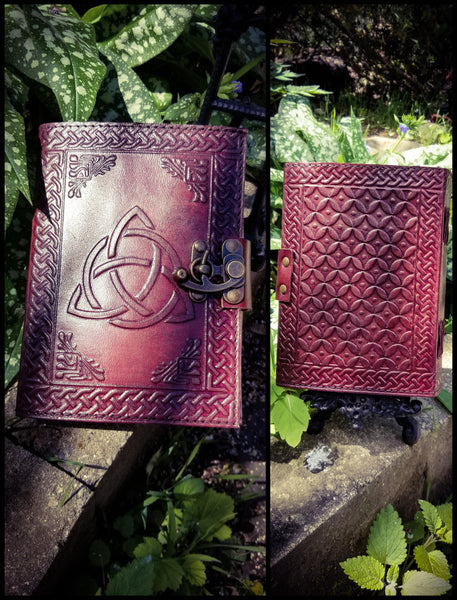 Book of Shadows~ Triquatra
