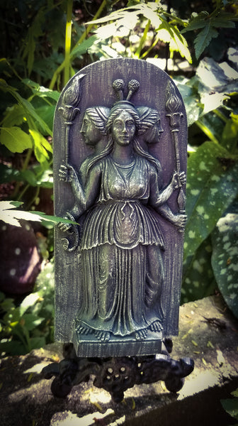Hecate Altar Plaque Medium