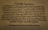 Sanctified Spell Element Candles~ by Madame Áine