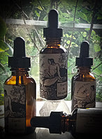 Earth & Mugwort Skin Care oil