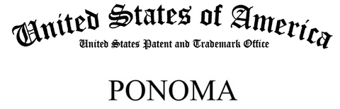 US registered trade mark Ponoma