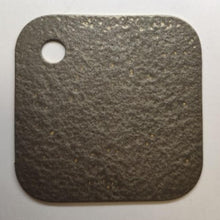 "Load image into Gallery viewer, *2""x2"" (cm.5x5) SAMPLE of stainless steel plate - Ponoma"