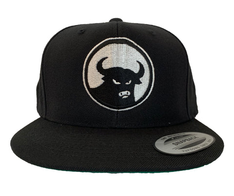 662 Classic Snapback - Black - Hats - 662 Bodyboard Shop