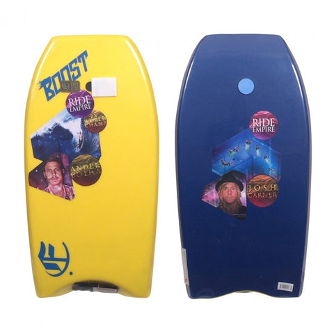 Empire Boost Boogie Board with Leash - Bodyboards - 662 Bodyboard Shop