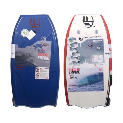 Empire HD EPS Bodyboard - Bodyboards - 662 Bodyboard Shop