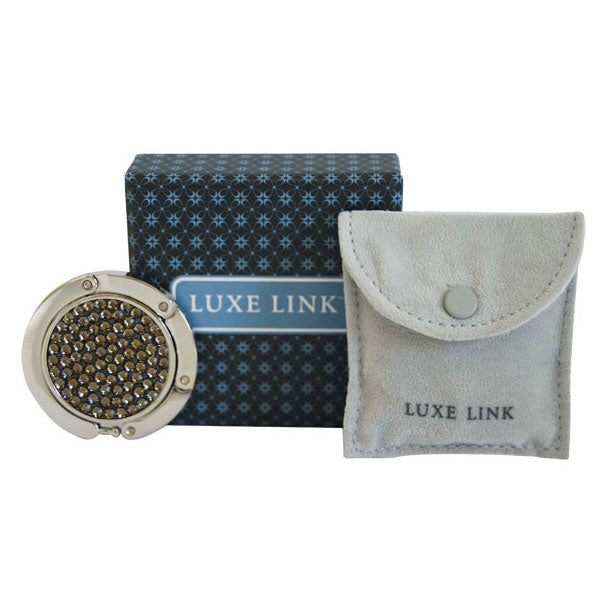 Main Image for Black Diamond Luxe Link Purse Hook