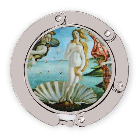 birth of venus main image for luxe link purse hook