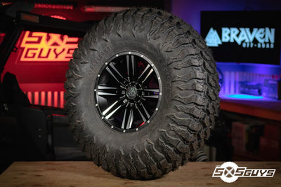 Braven Offroad Bloodaxe R/T Tires Long Term Review by SXS Guys