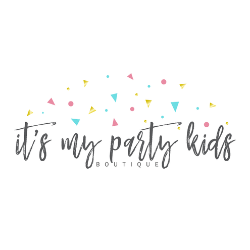 It's My Party Kids Boutique logo