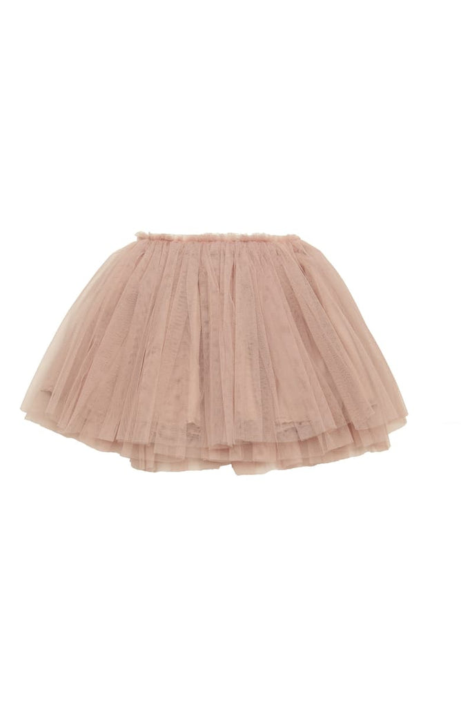 willow baby tutu dusty or antique pink - It's My Party Kids Boutique