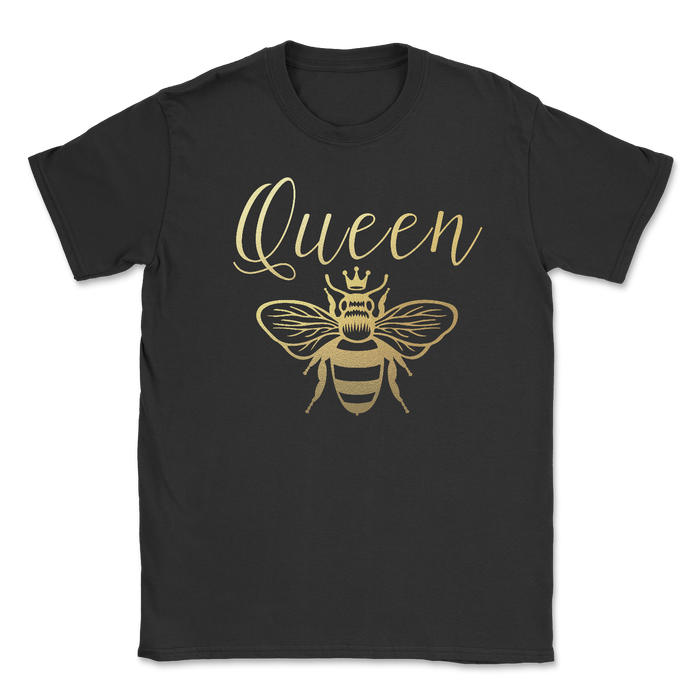 Queen-bee-mommy-and-me-mothers-day-tee-shirt-its my party kids boutique