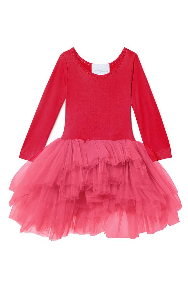 CAMILLA RED TUTU DRESS, Tutu - itsmypartykids