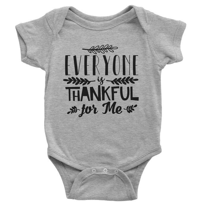 everyone-is-thankful-for-me-kids-thankgiving-tee-shirt-It's My Party Kids Boutique
