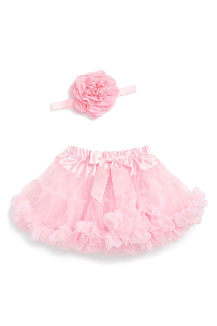 Baby Tutu and Headband Set - Pink Princess, Tutu - itsmypartykids