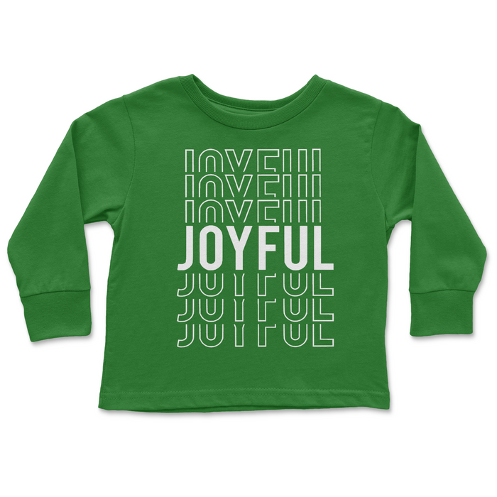 green-long-sleeve-christmas-holiday-kids-tee-shirt-It's My Party Kids Boutique