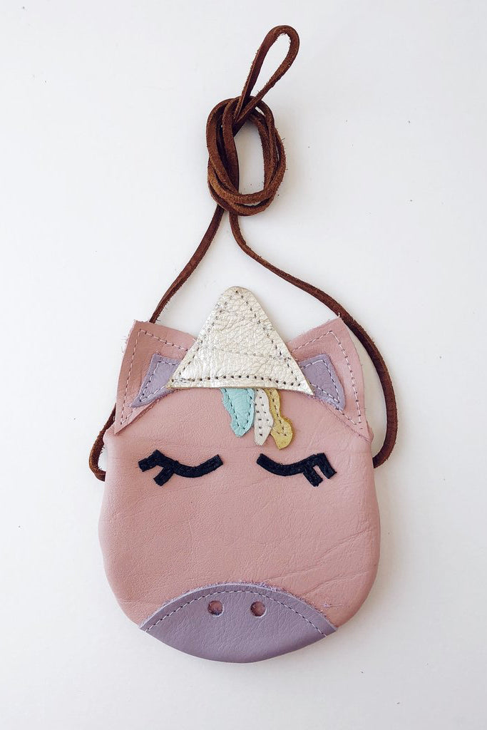 Unicorn Mini Voyager Unicorn Purse, PURSE - itsmypartykids