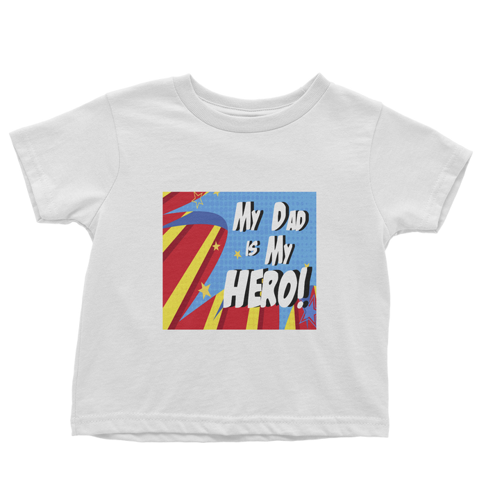 matching-fathers-day-tee-shirt-for-kids-comic-book-hero-its my party kids boutique