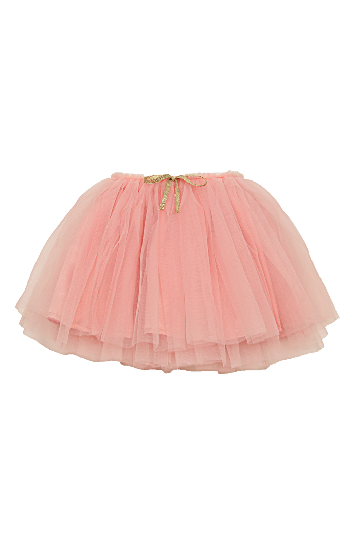 Peach baby tutu skirt - It's My Party Kids Boutique