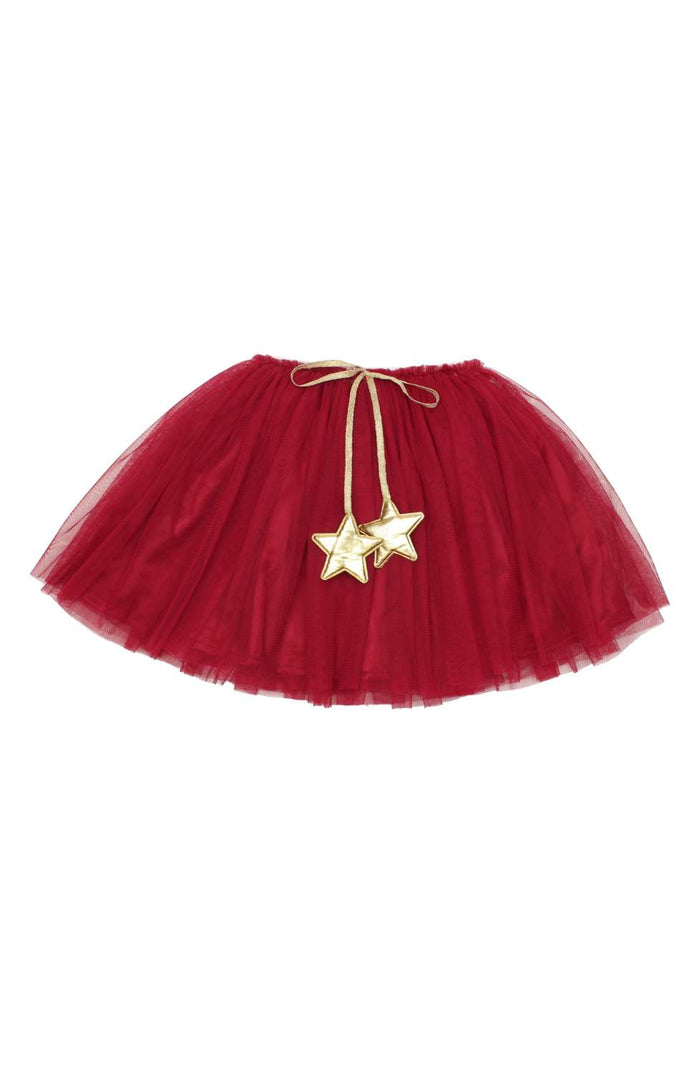 Starry Night Red Toddler Tutu Skirt - It's My Party Kids Boutique