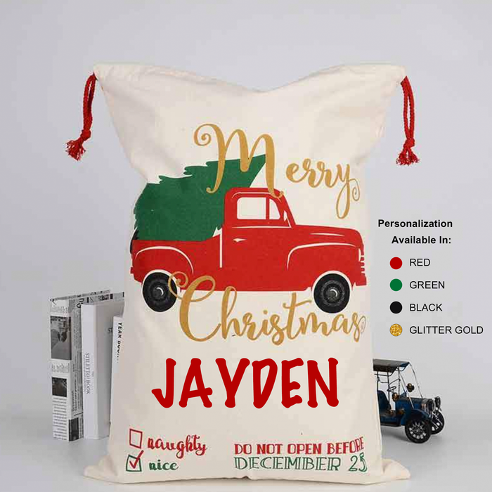 personalized-custom-truck-santa-sack-merry-christmas-gift-its my party kids boutique