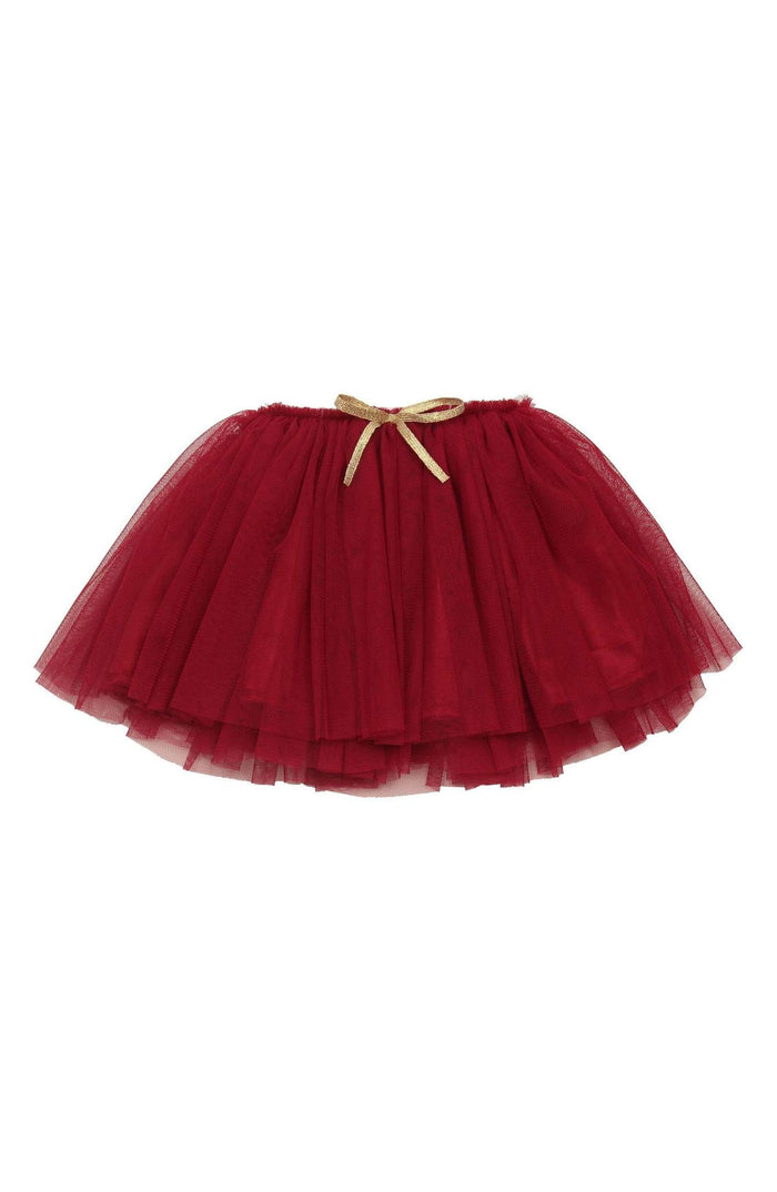 Willow Tutu Skirt (Baby) - RED, Tutu - itsmypartykids