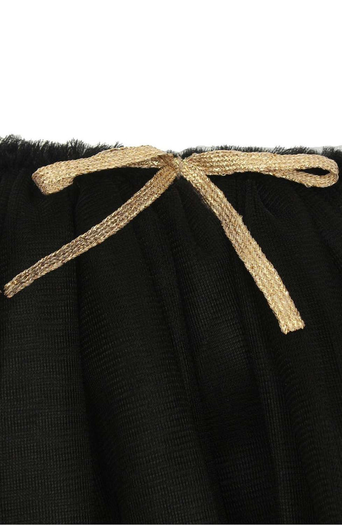 Willow Tutu Skirt (Baby) - BLACK, Tutu - itsmypartykids