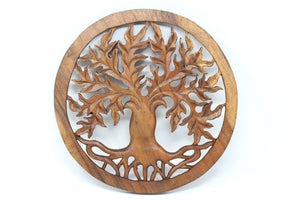 Abundance Tree of Life Wall Art