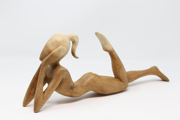 Day Dreamer Wood Figure 16