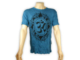 Men's Om Art Cotton Tee
