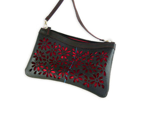 ArtCycle - Rubber Clutch Purse