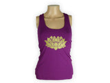 Lotus Braided Racerback Tank