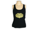 Slashed Tank- Lotus