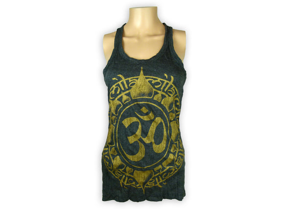Om Art Cotton Tank
