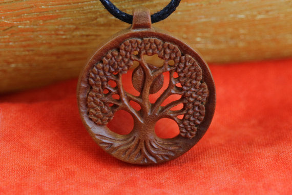 Tree of Life Necklace (with Sun)