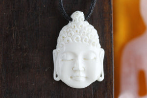 Buddha Head Necklace