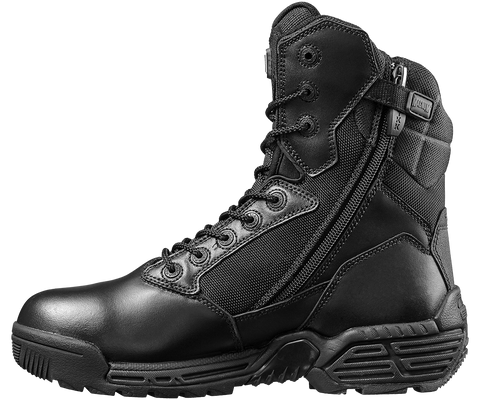 Stealth Force 8.0 Side Zip Boots - 5198