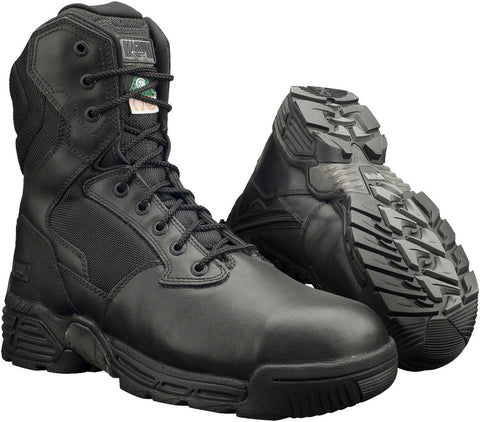 Stealth Force 8.0 Side Zip CT/CP Boots - 5319